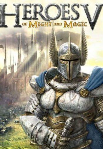 Heroes of Might and Magic V Uplay Key GLOBAL