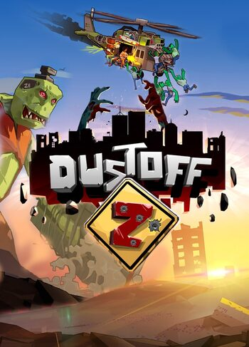 Dustoff Z Steam Key GLOBAL