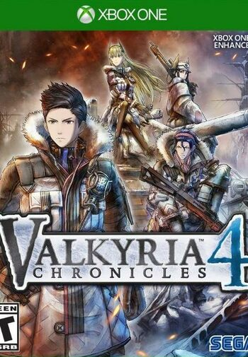 Valkyria Chronicles 4 (Xbox One) Xbox Live Key EUROPE