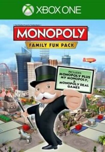 Monopoly Family Fun Pack (Xbox One) Xbox Live Key UNITED STATES