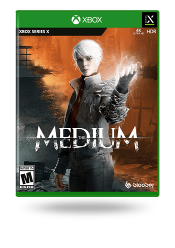 The Medium Xbox Series X