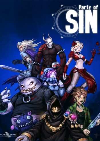 Party of Sin Steam Key GLOBAL