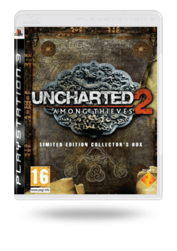 Uncharted 2: Among Thieves - Limited Edition (Collector's Box) PlayStation 3