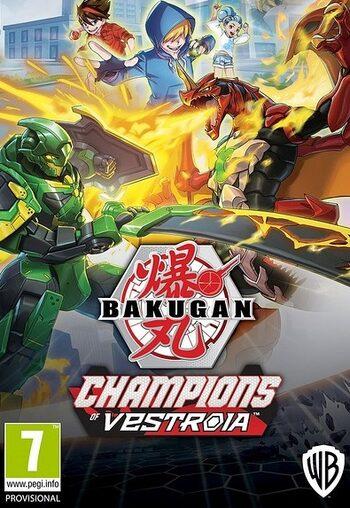 Bakugan: Champions of Vestroia (Nintendo Switch) eShop Key UNITED STATES