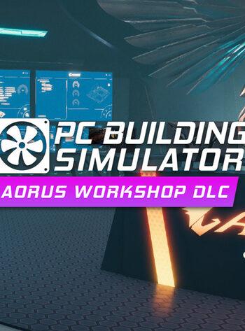 PC Building Simulator - AORUS Workshop (DLC) Steam Key GLOBAL