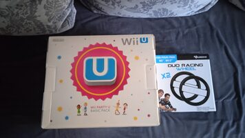 Nintendo Wii U Basic, White, 8GB