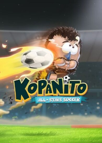 Kopanito All-Stars Soccer Steam Key GLOBAL