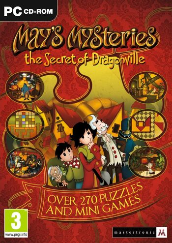 May's Mysteries: The Secret of Dragonville Steam Key GLOBAL