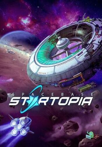 Spacebase Startopia Steam Key GLOBAL