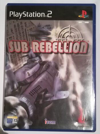 SUB REBELLION PlayStation 2