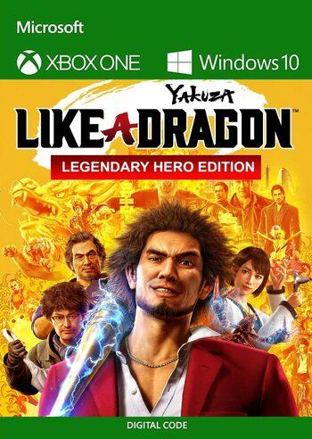 Yakuza: Like a Dragon Legendary Hero Edition PC/XBOX LIVE Key UNITED STATES