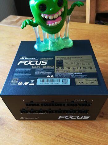 SeaSonic FOCUS ATX 850 W 80+ Gold Modular PSU