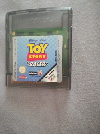 Toy Story Racer Game Boy Color