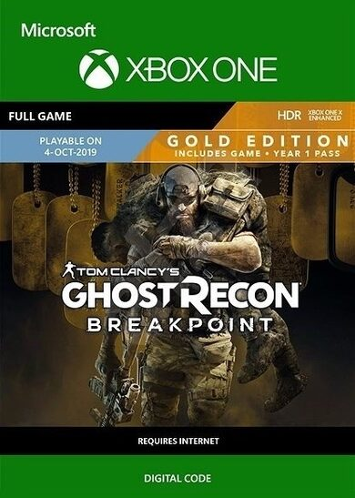 Tom Clancy's Ghost Recon: Breakpoint (Gold Edition) (Xbox One) Xbox Live Key GLOBAL