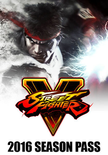 Street Fighter V - Season Pass (DLC) Steam Key GLOBAL