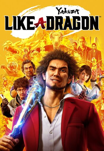 Yakuza: Like a Dragon (Legendary Hero Edition) Steam Key GLOBAL
