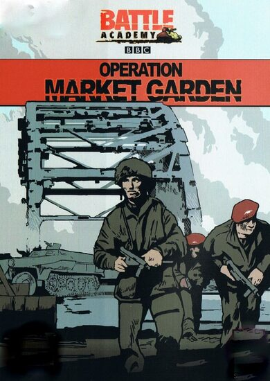 Battle Academy - Operation Market Garden (DLC) Steam Key GLOBAL