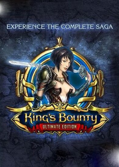 King's Bounty Saga GOG.com Key GLOBAL