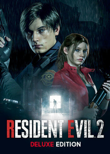 Resident Evil 2 / Biohazard RE:2 (Deluxe Edition) Steam Key GLOBAL
