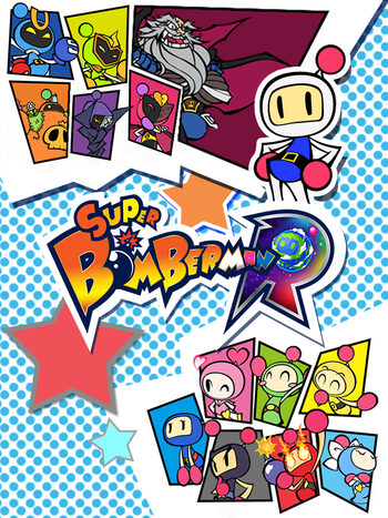Super Bomberman R Steam Key EUROPE