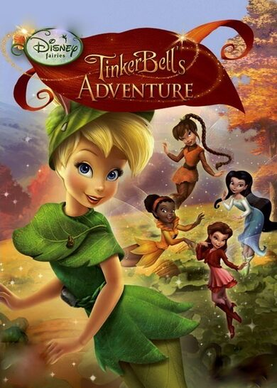 Disney Fairies: TinkerBells Adventure Steam Key EUROPE