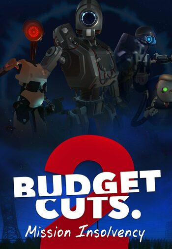 Budget Cuts 2: Mission Insolvency [VR] Steam Key GLOBAL