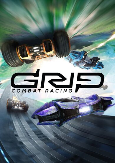 GRIP: Combat Racing - Artifex Car Pack (DLC) Steam Key GLOBAL