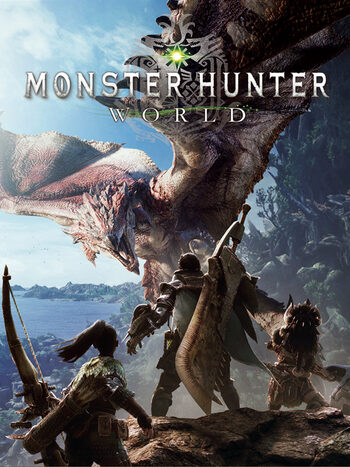 Monster Hunter: World Steam Clave GLOBAL