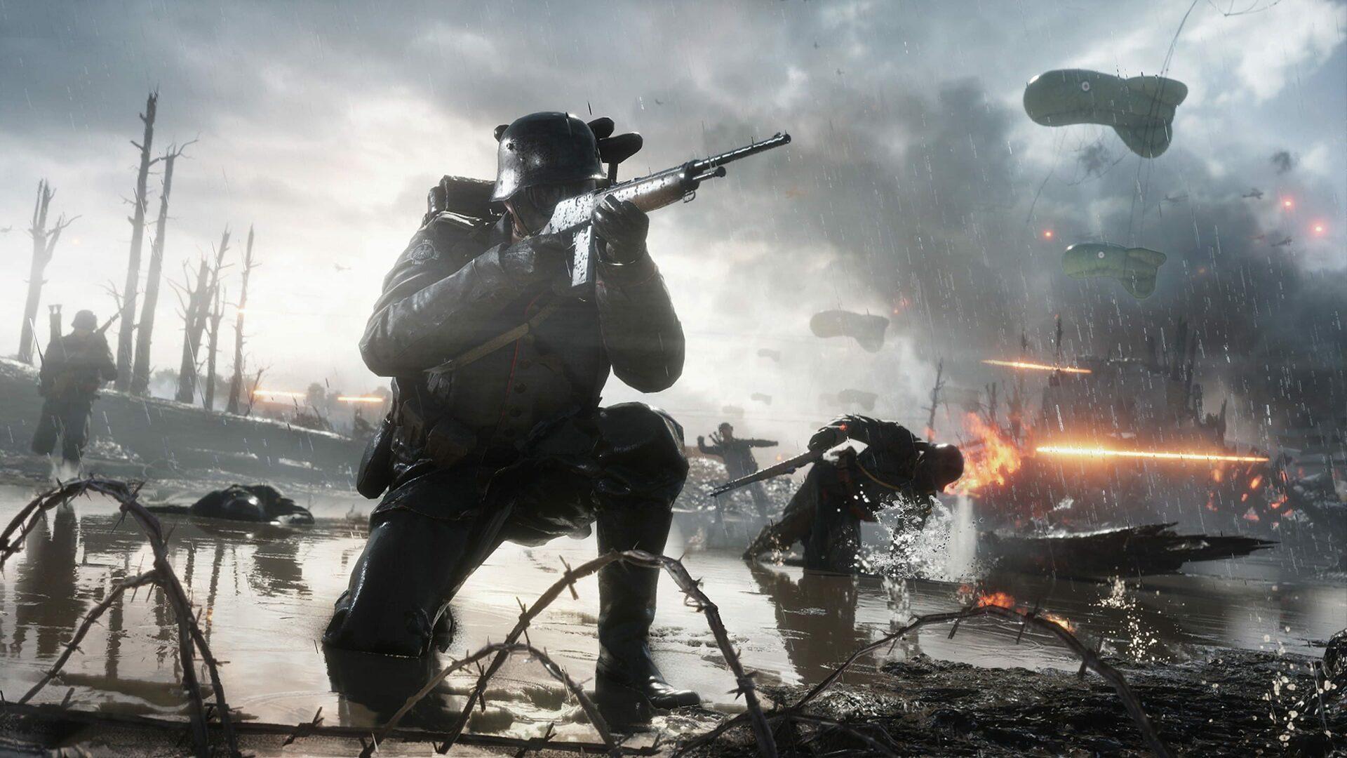 Buy Battlefield 1 Revolution Origin Key For Cheaper Eneba