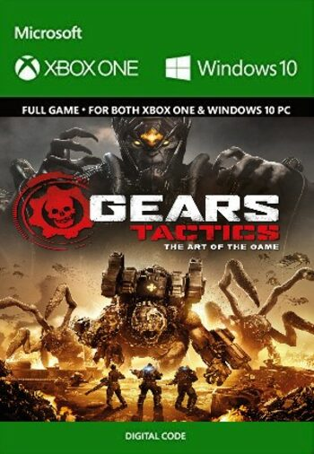 Gears Tactics (PC/Xbox One) Xbox Live Key GLOBAL