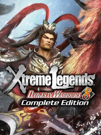 Dynasty Warriors 8: Xtreme Legends (Complete Edition) Steam Key GLOBAL