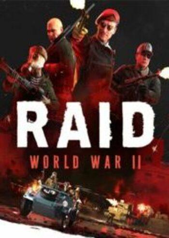 RAID: World War II Steam Key GLOBAL