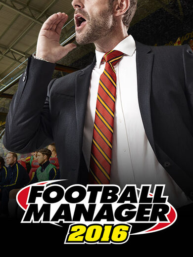 Football Manager 2016 Steam Key GLOBAL