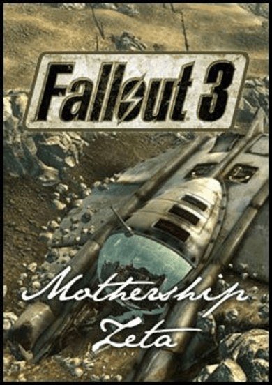 Fallout 3 - Mothership Zeta (DLC) Steam Key EUROPE