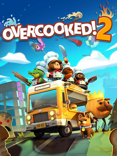 Overcooked! 2 Steam Key GLOBAL
