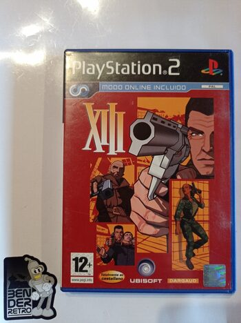 XIII PlayStation 2