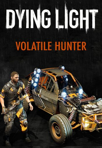 Dying Light - Volatile Hunter Bundle (DLC) Steam Key GLOBAL