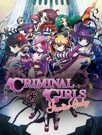 Criminal Girls Invite Only Steam Key GLOBAL