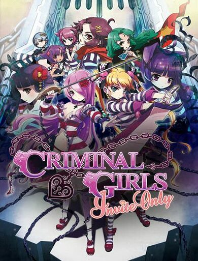 Criminal Girls Invite Only Steam Key GLOBAL
