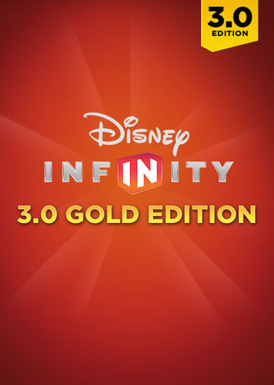Disney Infinity 3.0: Gold Edition Steam Key GLOBAL