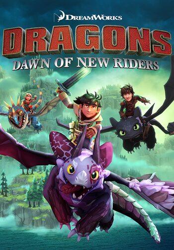 DreamWorks Dragons: Dawn of New Riders Steam Key GLOBAL