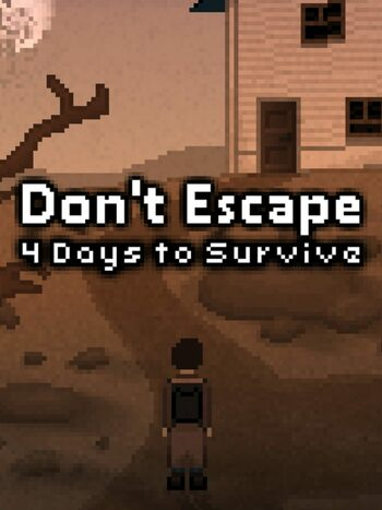 Don't Escape: 4 Days to Survive Steam Key GLOBAL