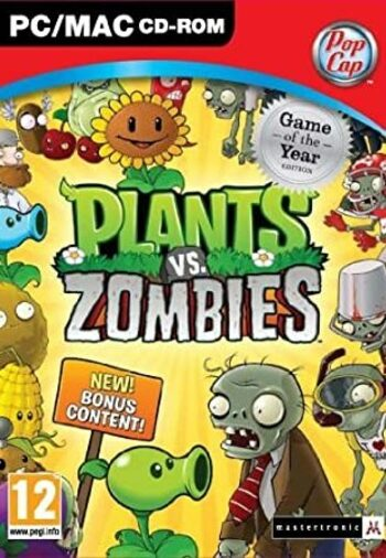 Plants vs Zombies GOTY Edition Origin Key GLOBAL
