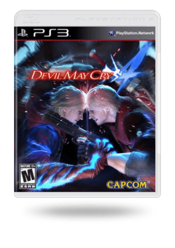 Devil May Cry 4 Collector's Edition PlayStation 3