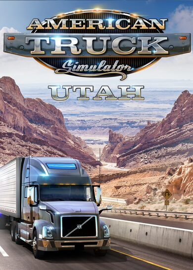 American Truck Simulator - Utah (DLC) Steam Key GLOBAL