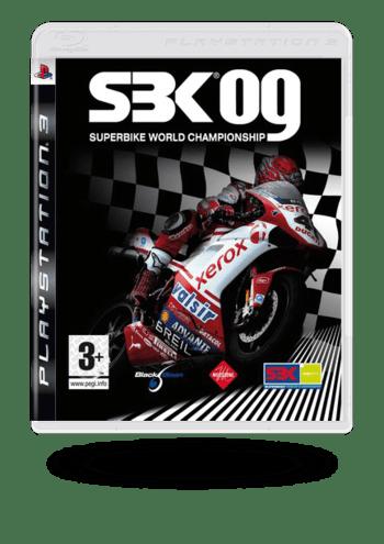 SBK 09: Superbike World Championship PlayStation 3