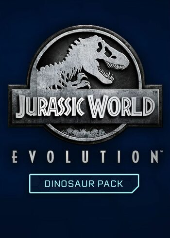 Jurassic World Evolution - Deluxe Dinosaur Pack (DLC) Steam Key GLOBAL