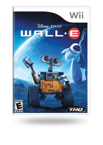 WALL-E: The Video Game Wii