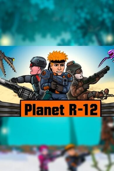 Planet R-12 Steam Key GLOBAL