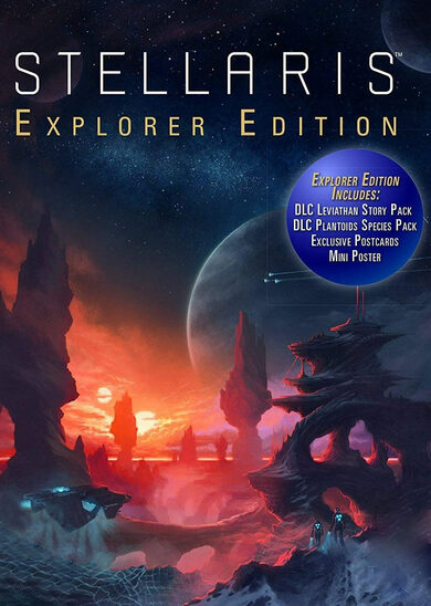 Stellaris (Explorer Edition) Steam Key GLOBAL
